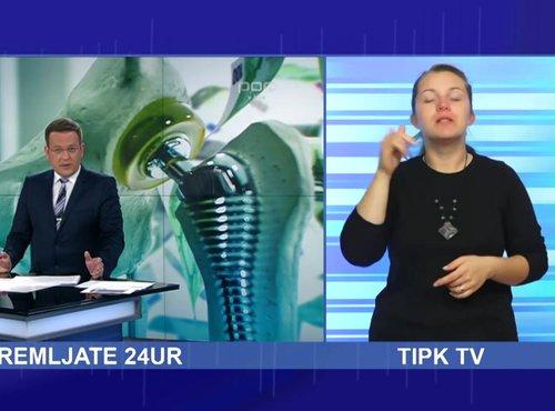 24UR V ZNAKOVNEM JEZIKU - 24.10.2017