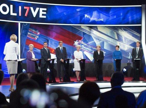 Soočenje predsedniških kandidatov