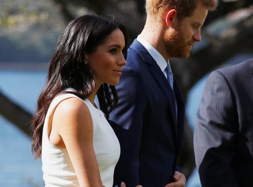 Meghan in princ Harry