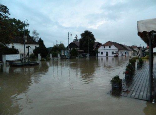 Poplave v Kostanjevici na Krki - 7