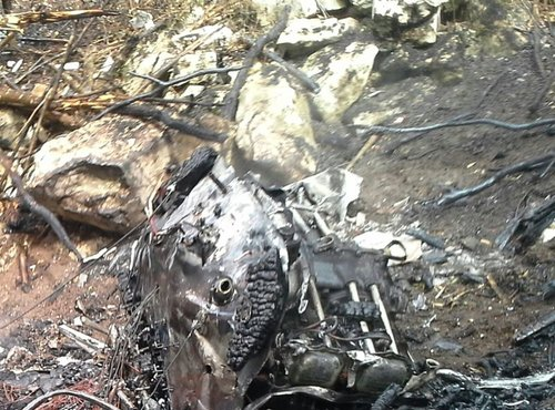 Letalska nesreča v Divači