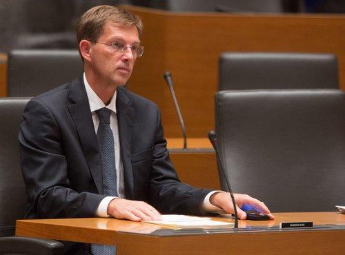 Miro Cerar ob imenovanju ministrske ekipe - 3