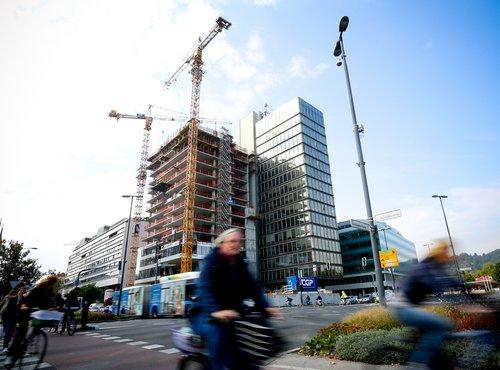 Gradnja hotela InterContinental - 15