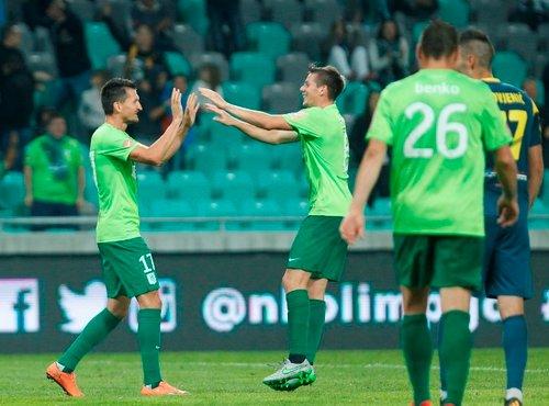 Olimpija Ljubljana Radomlje - 22