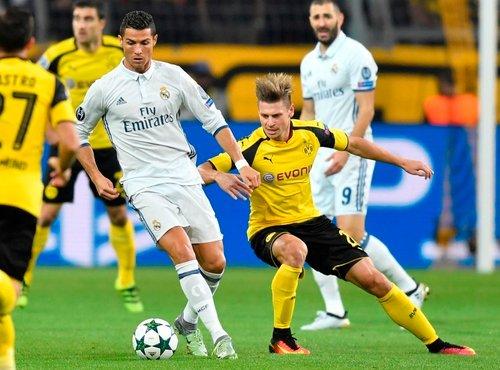 Borussia Dortmund - Real Madrid - 6