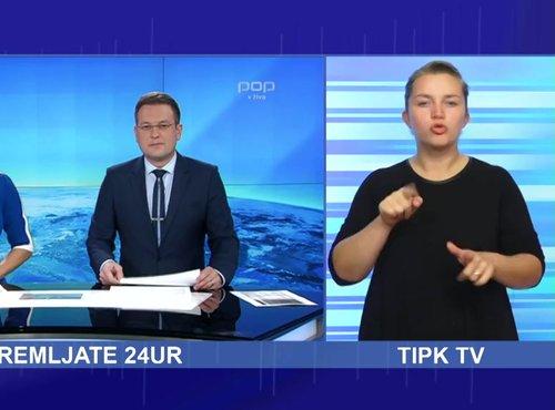 24UR V ZNAKOVNEM JEZIKU - 26.09.2017