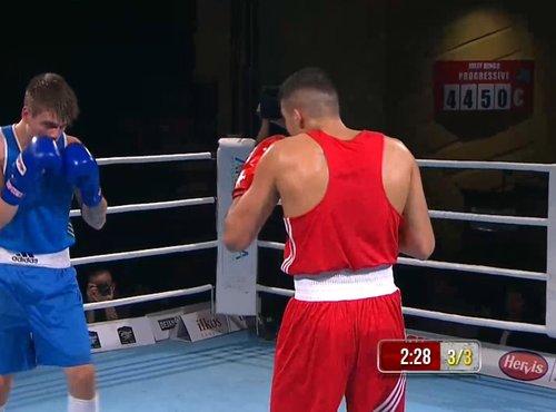 Jan Sekol vs Suleman Taher