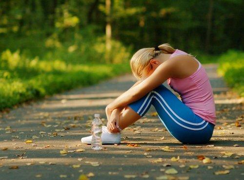 Izčrpanost po treningu