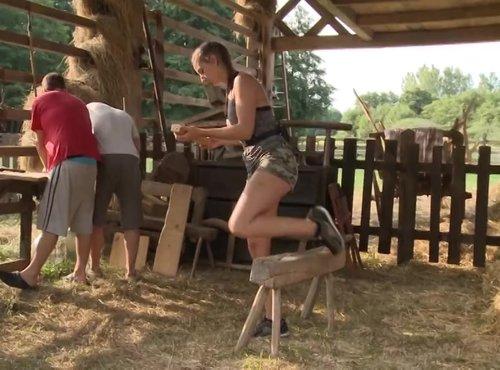 Kmetija V. - 5. oddaja