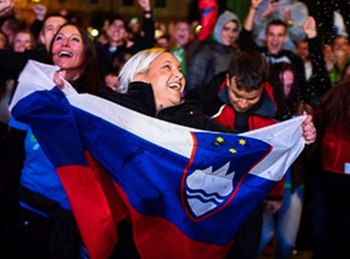 Navijači v Ljubljani - 17