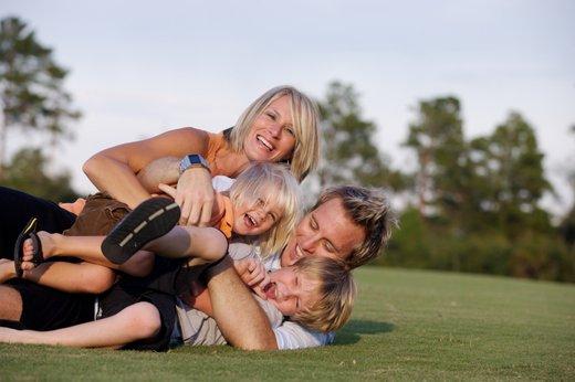 veselje v družini