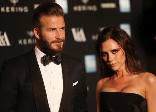 Victoria in David Beckham - 3