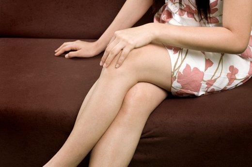 Prekrižani nogi