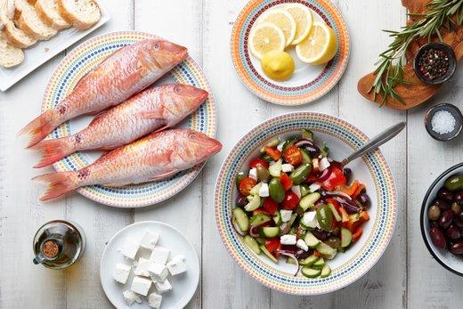 Mediteranska prehrana