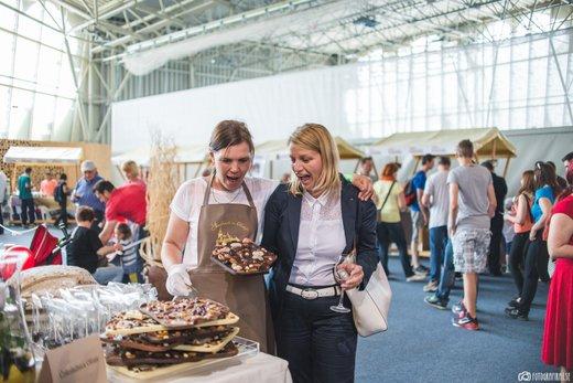 Festival čokolade Podčetrtek - 2