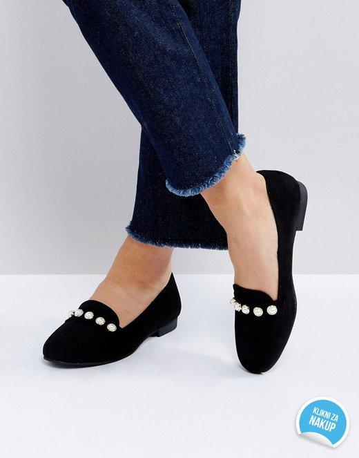 Čevlji z biseri