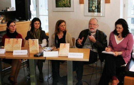 dr. Marsden Wagner-tiskovna konferenca v Ljubljani