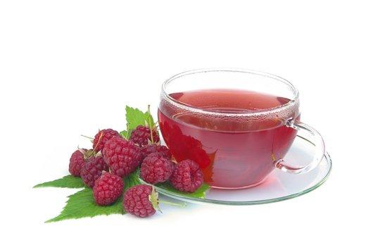Malinov čaj