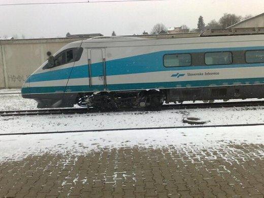 Vlak Slovenske železnice