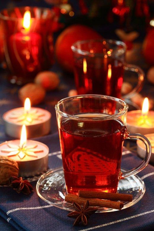 Božični čaj
