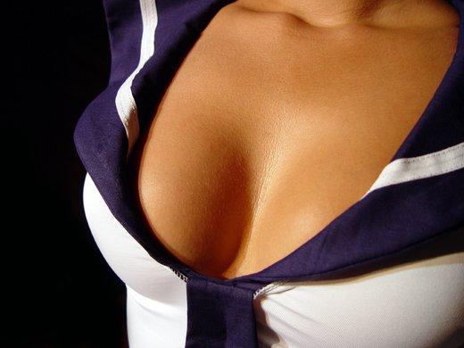 Privlačne prsi