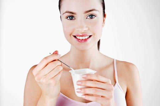 Ženska je jogurt