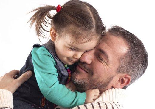 Oče, hčerka