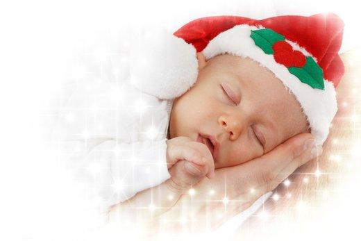 Dojenček in prazniki