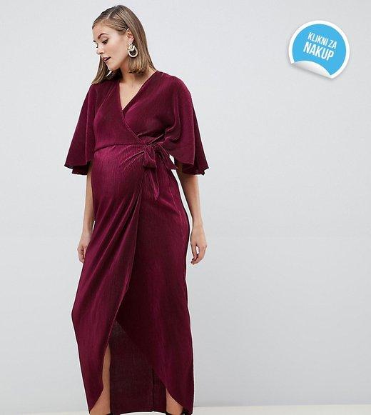 nosečniška obleka