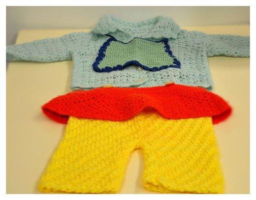Pletena oblačila