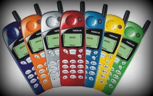 Mobilni telefoni nekoč - 5