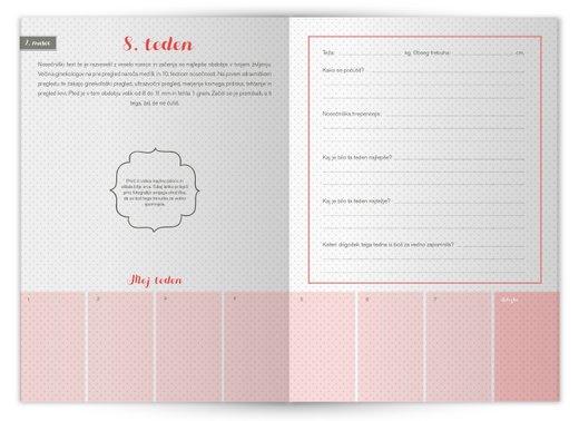 Nosečkin dnevnik - 3