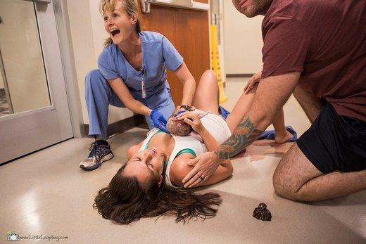 Porod na urgenci - 11