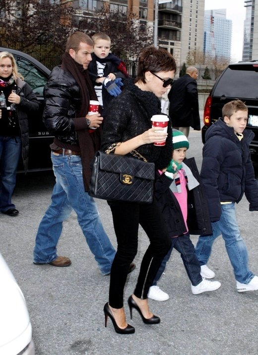 Družina Beckham