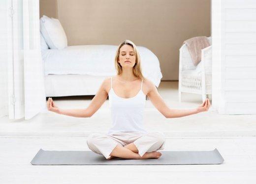 Meditacija v domu