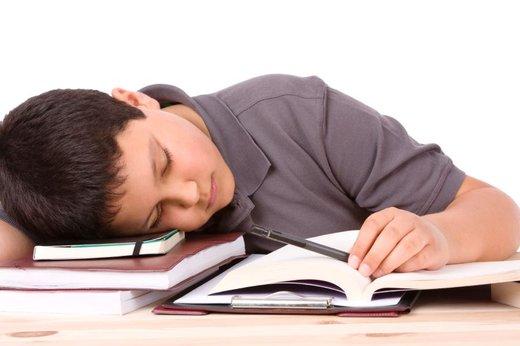 Zaspan najstnik