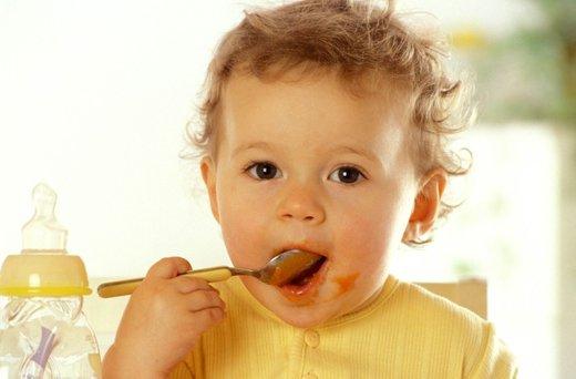 Hranjenje po žlici