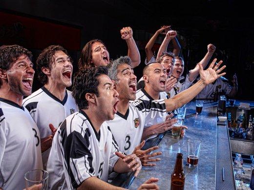 Moški in nogomet