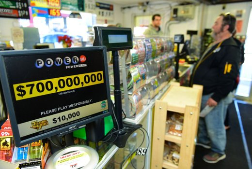 Loterijska mrzlica