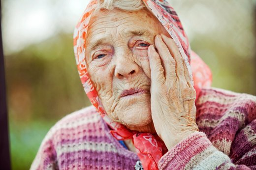 stara ženica