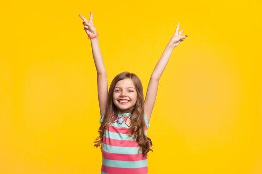 Samozavesten otrok