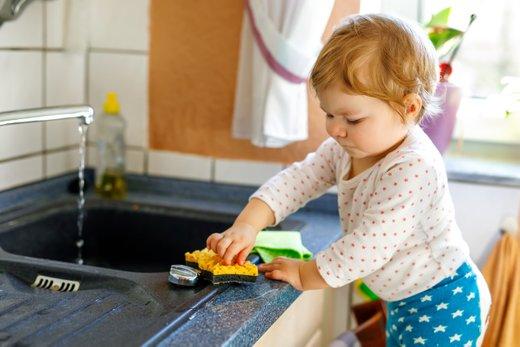 Otroci in hišna opravila