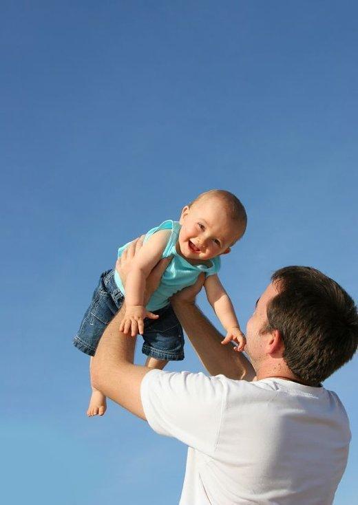 Očka in otrok