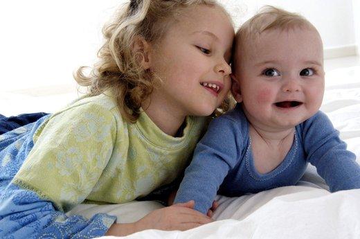 Sestrica in bratec