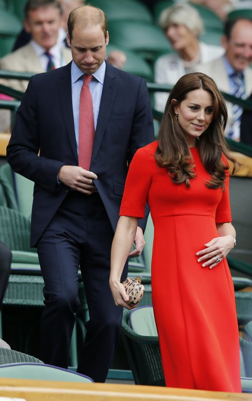Kate Middleton in princ William - 7