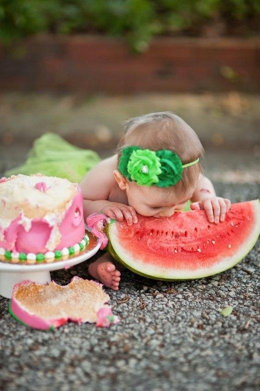 Otrok in lubenica - 5
