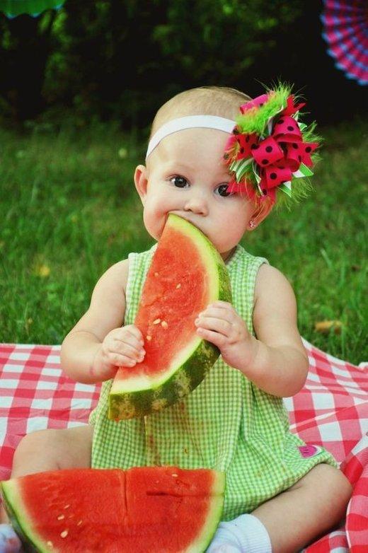 Otrok in lubenica - 3