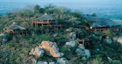 afrika, ulusaba