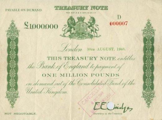 milijon funtov