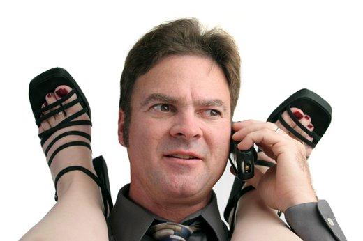 Telefoniranje med seksom